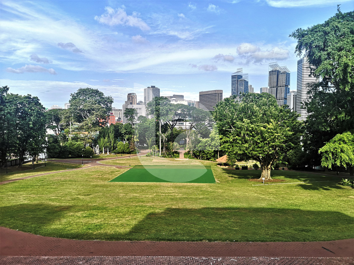 Fort Canning Green & Patio